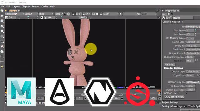 综合建模项目——兔子玩偶